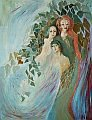 Three Mademoiselles
